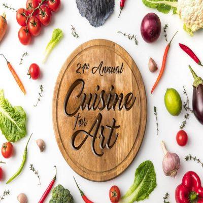 21st Annual Cuisine for Art
