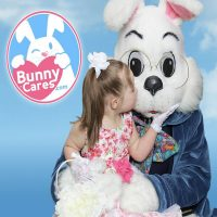 Easter Bunny Will Hop Into The Galleria's Spring Garden For Special Needs Children