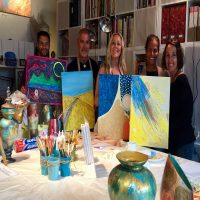 """Intuitive Holistic Art Workshop"""
