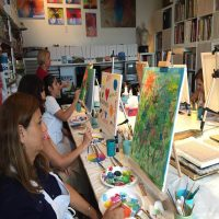 Intuitive Holistic Art Workshop