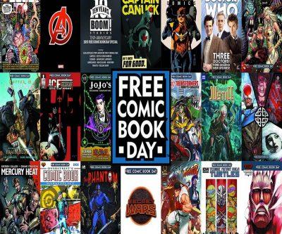 Free Comic Book Day 2018 @ Lauderdale Comics