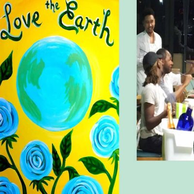 "BYOB Painting Class - ""Love the Earth"""
