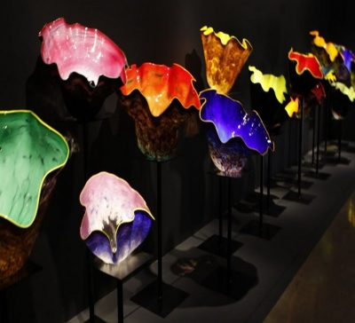 Chihuly - The Macchia - A Study in Spontaneity