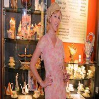 The Art of Tea Museum Exhibit