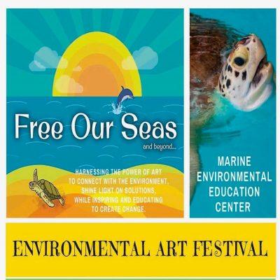 Free Our Seas and Beyond Environmental Art Festiva...