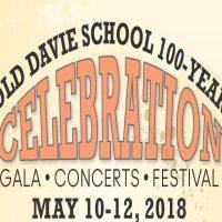 Old Davie School - 100 Years Celebration - Festival