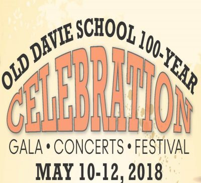 Old Davie School - 100 Years Celebration - Festival