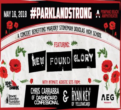 #ParklandStrong: A Benefit Concert for the Victims of the MSD School Shooting