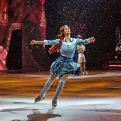 Cirque du Soleil's First Ever On Ice Production, CRYSTAL