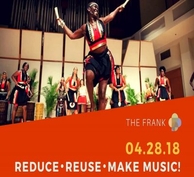 Pines Day: Free@TheFrank African Dance Workshop