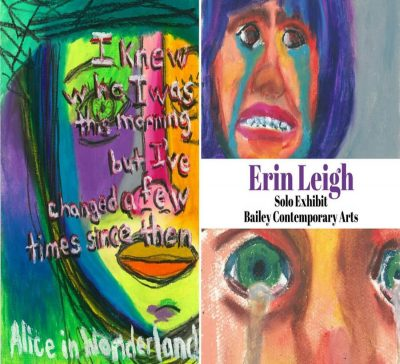 Solo Exhibition by Erin Leigh
