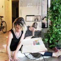 Art Roundtable: Katherine Davis: Human-Shaped Perception