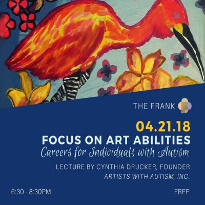 Focus on Art Abilities: Careers for Individuals with Autism