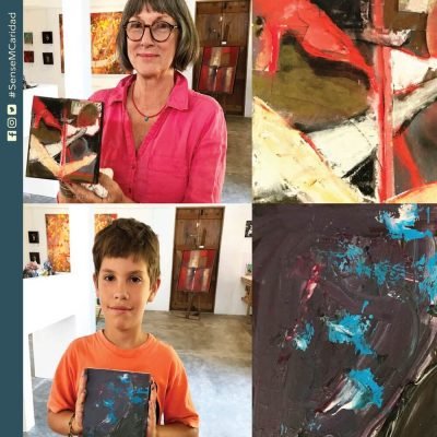 ABSTRACT ART FOR ALL: WORKSHOP