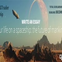 Annual CGTrader Scholarship