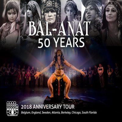 Bal Anat 50th Year Tour