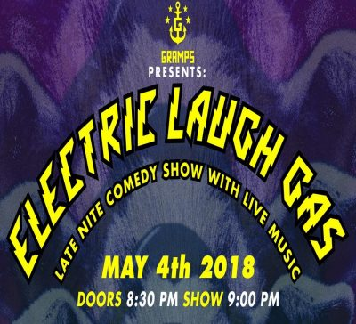 Electric Laugh Gas