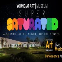 SuperSaturated: A Night of Sounds, Sights & Savory Cuisine
