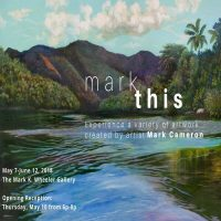 Mark This Gallery Exhibition
