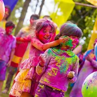 AIA Spring Festival of Colors