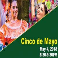 Destination Friday Cinco de Mayo