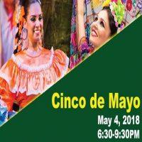 Destination Friday Cinco de Mayo