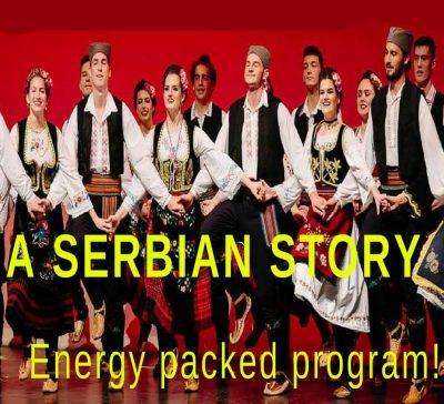 SCA Oplenac, Premiere Folk Dance Concert