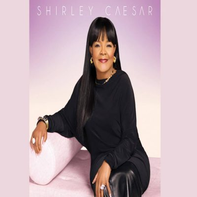 Broward Center and Ricky DeRae Present Shirley Caesar
