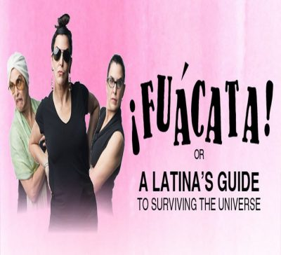 ¡Fuácata! or A Latina's Guide to Surviving the...
