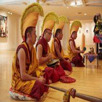 Sacred Art Tour with Tibetan Buddhist Monks