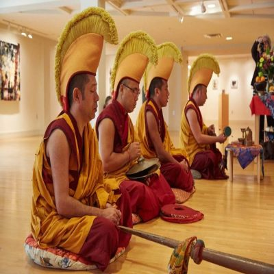 Sacred Art Tour with Tibetan Buddhist Monks