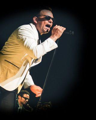 The Chris Thomas Band – Sinatra to Soul