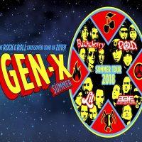 GEN-X Summer Tour: Buckcherry, P.O.D, LIT, Alien Ant Farm
