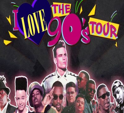 I Love The 90's: Vanilla Ice, Coolio, Kid N Play