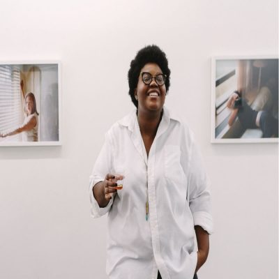 ART ROUNDTABLE: MICHELLE LISA POLISSAINT