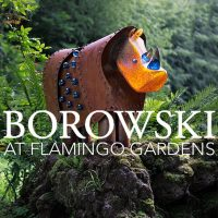 Borowski at Flamingo Gardens