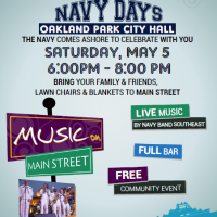 Oakland Park's Navy Days Concert