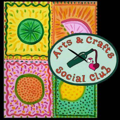 "BYOB Painting Class - ""Citrus Quatro"""
