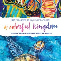 A Colorful Kingdom Art Showing