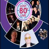 LOST 80s LIVE at the Pompano Beach Amp