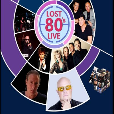 LOST 80s LIVE at the Pompano Beach Amp
