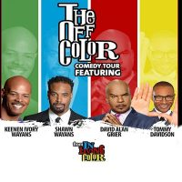 The Off Color Comedy Tour