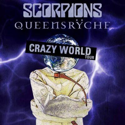 Scorpions with Queensrÿche