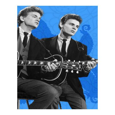 Sibling Harmony: The Everly Brothers' Story and Song