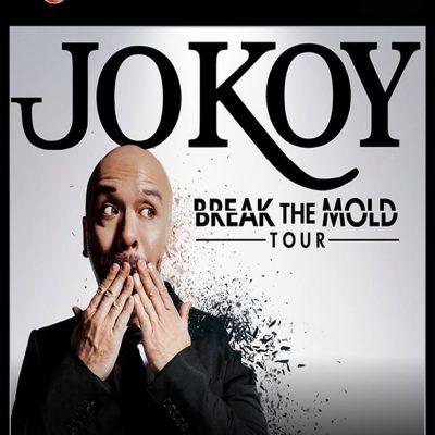 Jo Koy- Break the Mold Tour