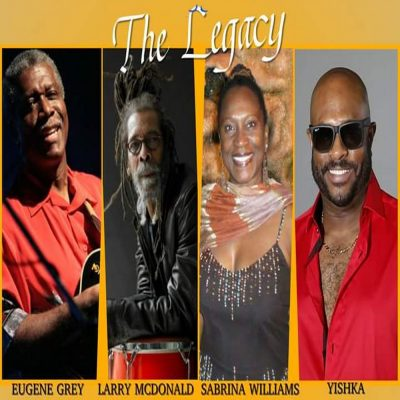 American Roots of Jamaican Music: The Legacy