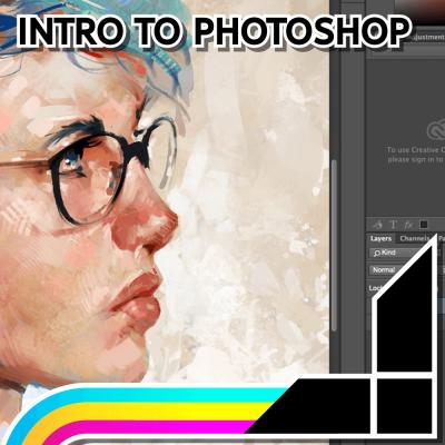 Workshop: Intro to Photoshop