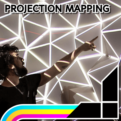 Workshop: Intro to Projection Mapping