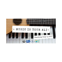 Music is Your Ali