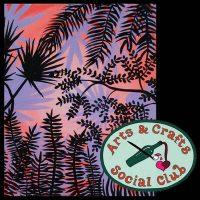 "BYOB Painting Class - ""Tropical Twilight"""